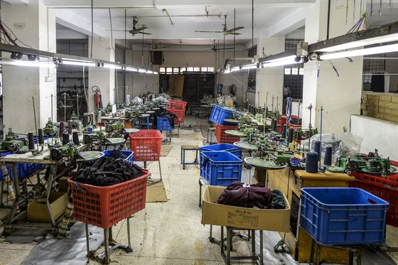 Workers Who Make the World's Clothes Are Facing Abject Poverty