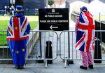 U.K. PM May Explains Brexit Delay