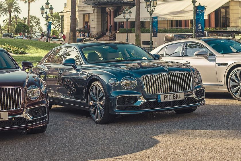 relates to The 2020 Bentley Flying Spur Is $215,000 Worth of Little Details