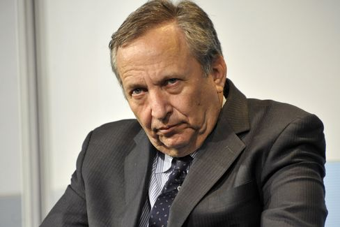 Former National Economic Council Director Lawrence Summers