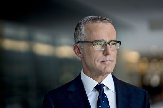 McCabe Says Public Deserves 'Robust'Release of Mueller Findings