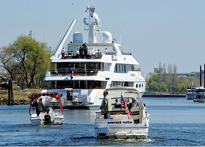 A 66-slip marina on the Stockton Channel added to the city's debt load