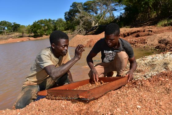 Mozambique's Ruby Mining Goes From 'Wild West' to Big Business