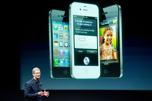 Apple Inc Chief Executive Officer Tim Cook
