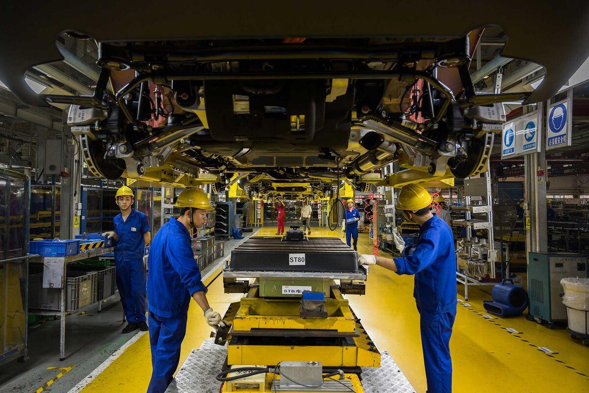 BYD, World's Biggest Electric Car Maker, Looks Nothing Like Tesla