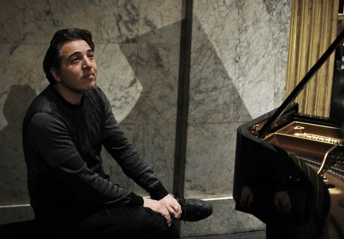 Turkish Classical Pianist and Composer Fazil Say