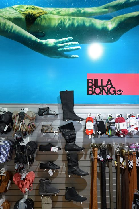 Billabong Surges After $294 Million Debt Agreement With Altamont