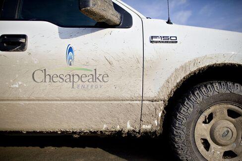 Chesapeake Quarterly Profit Beats Estimates on Production