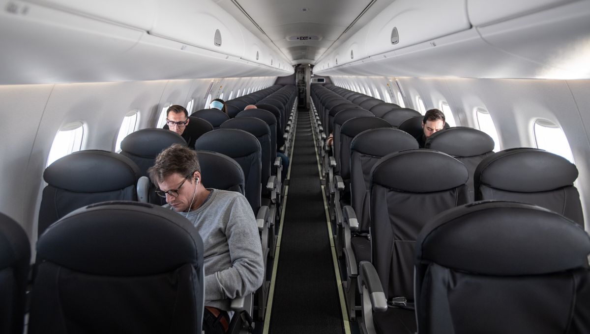 Why Covid Isn't Going to Free Up Middle Seats on Planes