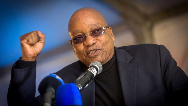 Cosatu bars Zuma from addressing members