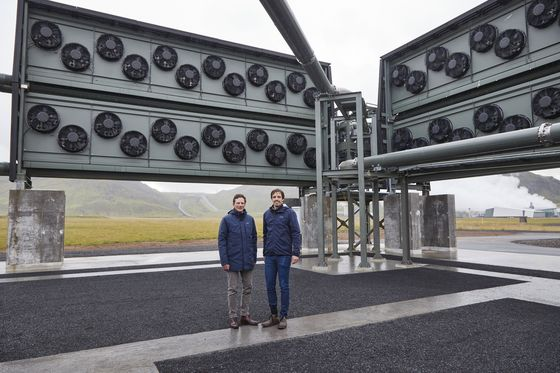 World's Largest Carbon-SuckingPlant Starts Making Tiny Dent in Emissions
