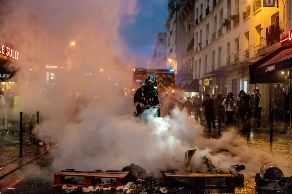 Paris Braces For Unrest As Yellow Vest Protesters Take To The Streets