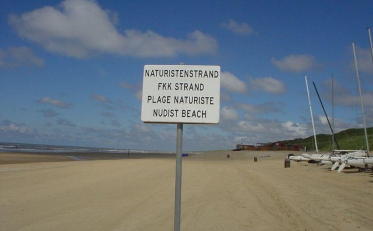 Public Beach Cap D Agde