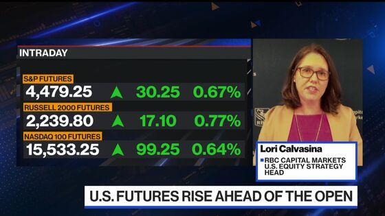 RBC's Calvasina Boosts 2021 S&P Forecast, Says to Buy Coming Dip