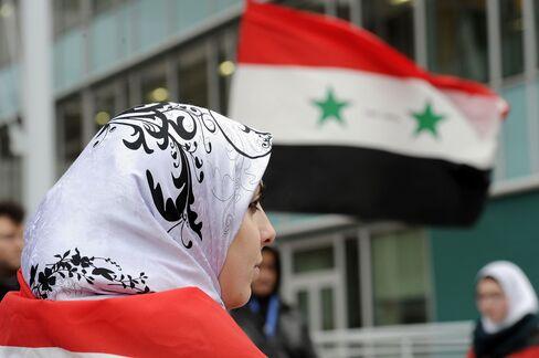 Syria Spyware