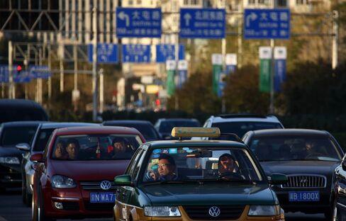 General Views Of Beijing