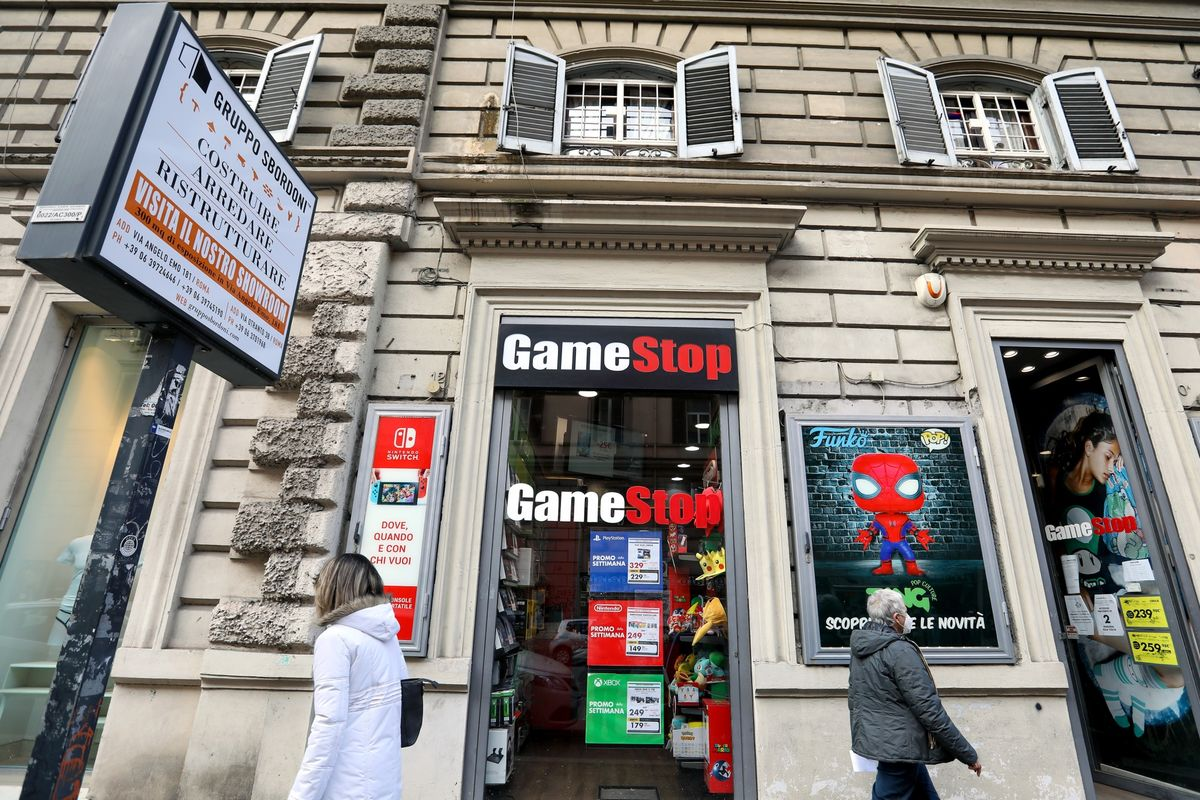 GameStop Surges in Premarket as Some Trading Restrictions Lifted