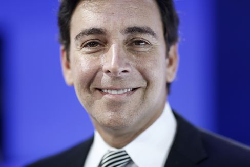 Ford Motor Co. Chief Executive Officer Mark Fields