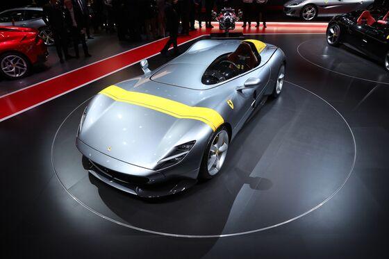 Ferrari Lowers OutlookAfter Lengthy Lockdown