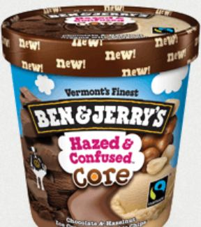 Ben & Jerry's Hazed & Confused
