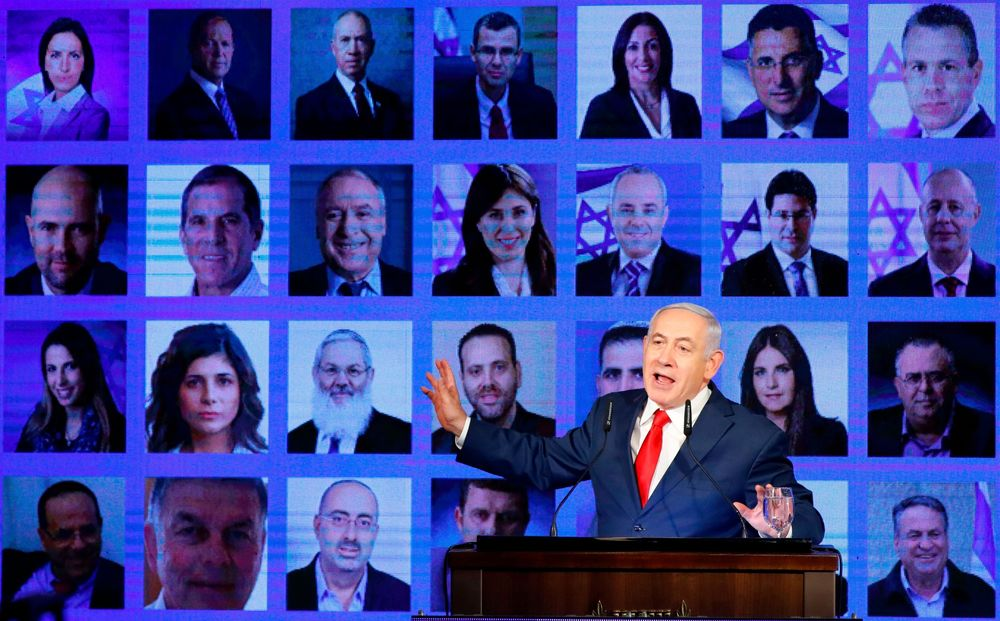 Netanyahu Tells Arab Citizens They're Not Real Israelis