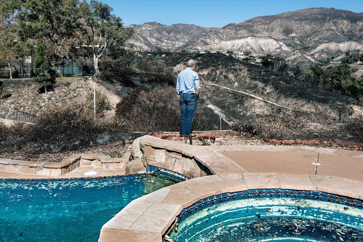 California's Housing Crunch is Pushing Developers Deeper into Dangerous Fire Zones