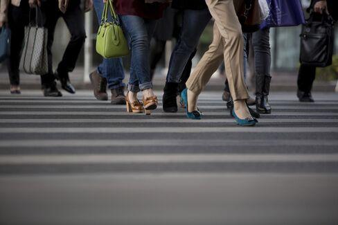 City Walking
