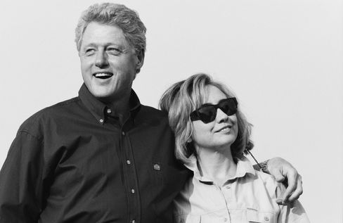 The Clintons Campaign