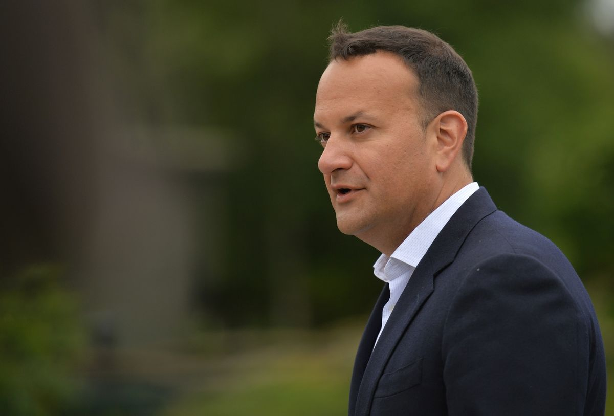 Varadkar Sets Sights on the North in Push for United Ireland