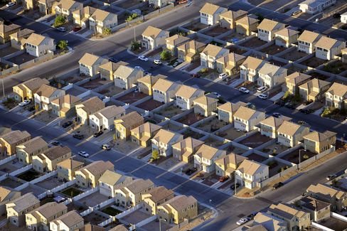 America's Housing Casino Reviving After Steepest Drop