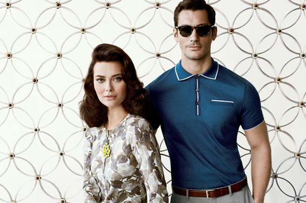Banana Republic 'Mad Men' Collection