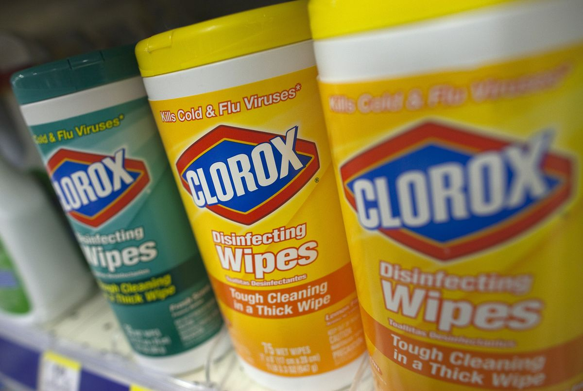 Clorox Bleach Beats 99% of Germs — and Stocks?