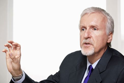 Cameron Pace Group Co-Chairman and Film Director James Cameron