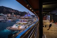 Luxury Yachts At The 2019 Monaco Yacht Show