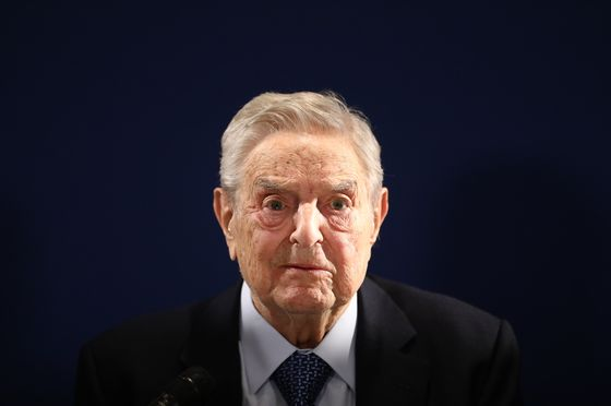 George Soros Calls BlackRock's China Investment 'Tragic Mistake'