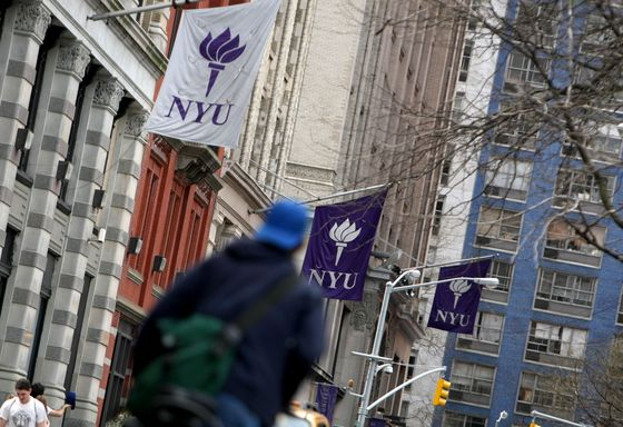NYU Says It Plans to Conduct In-Person Classes in Fall Semester