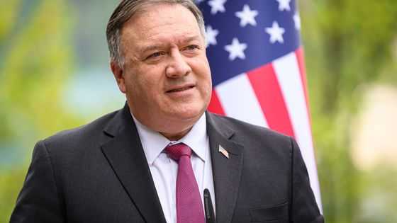 Pompeo Cites China, North Korea as Trump's Unfinished Business