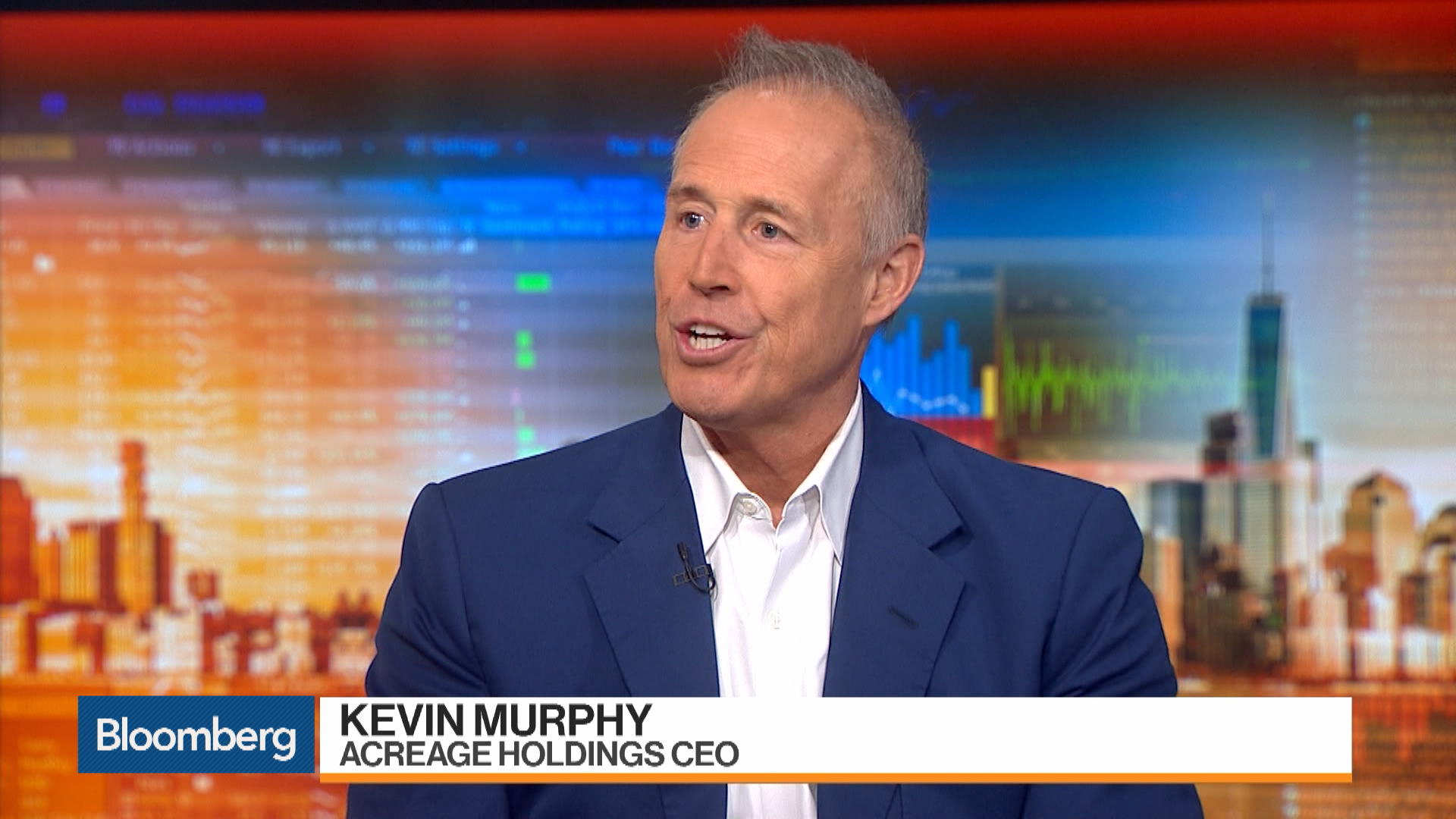 Acreage Will Be Worth a Lot More With Canopy, CEO Murphy Says