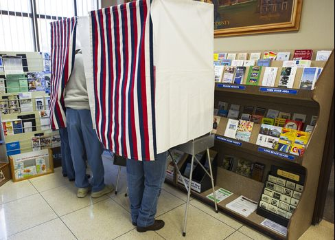 Some New Jersey, New York Voting Places Moved After Sandy