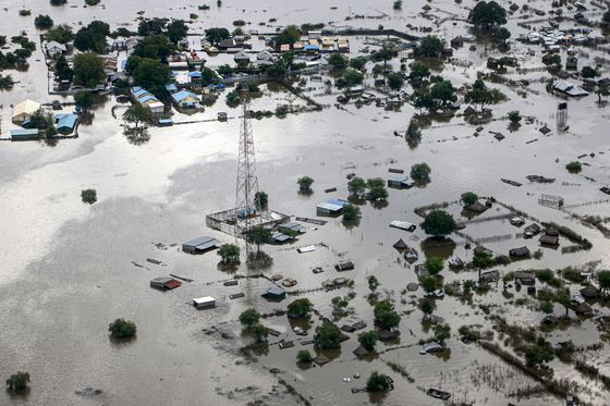 U.S. Provides $92.5 Million for Food in Flood-Hit South Sudan