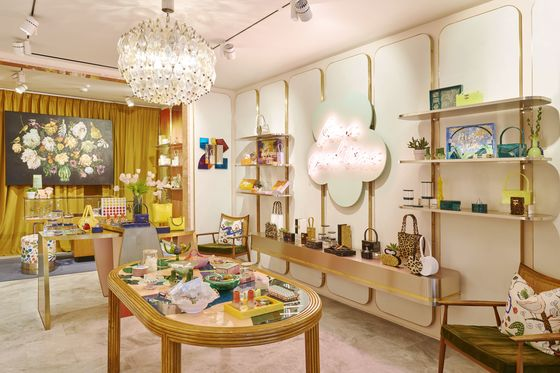 Madison Avenue Now Has a Luxury Head Shop