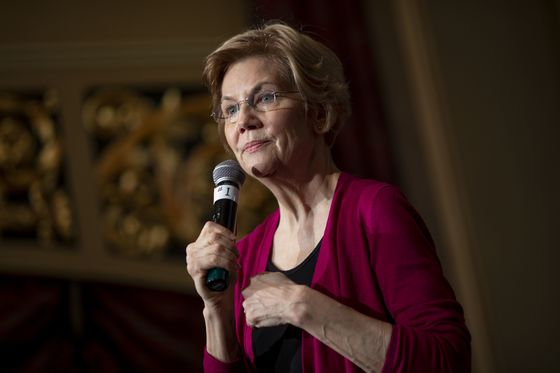 Elizabeth Warren Demands ThatWells Fargo Be Kicked Off College Campuses