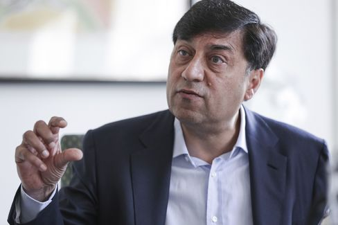 Reckitt Benckiser Group Plc CEO Rakesh Kapoor