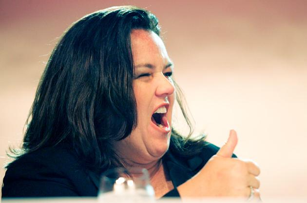 Rosie O'Donnell, 'The View'