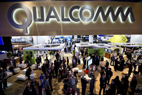Qualcomm Forecasts Sales, Profit That Exceed Analysts' Estimates