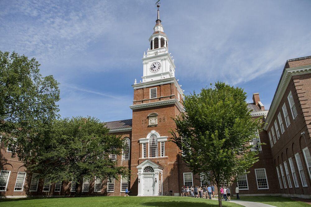Photo of Dartmouth College