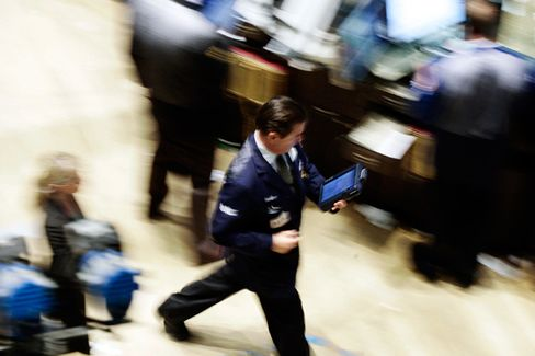 Regulators Are Slow to Act on Speed Traders