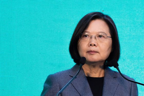 Taiwan Welcomes Those Resisting China in Face of Rising Pressure