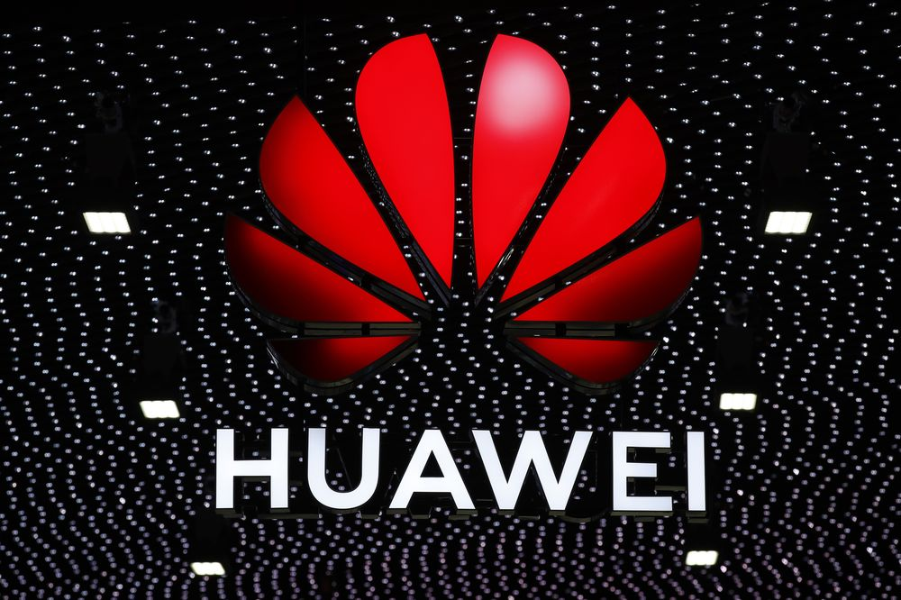 Chinese Diplomat Jokes That Huawei 'Has Cut Apple Into Pieces'