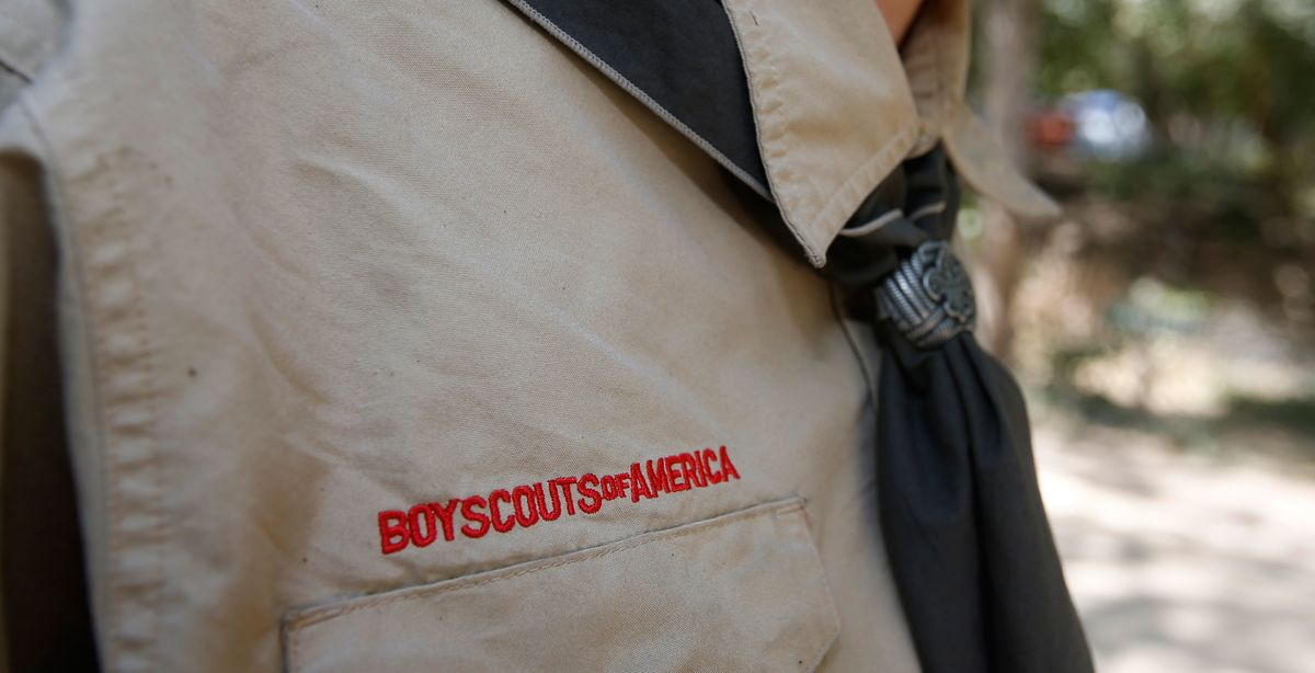 Bankrupt Boy Scouts Face Claims From Over 10,000 Abuse Victims